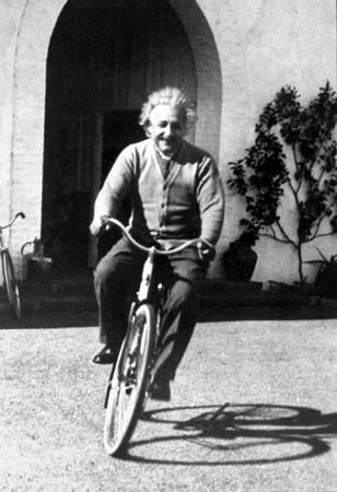 Einstein-velo